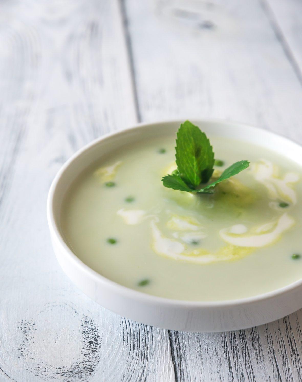 Supă cremă de gulii