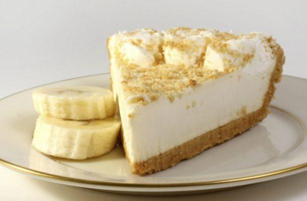 Tartă cu banane