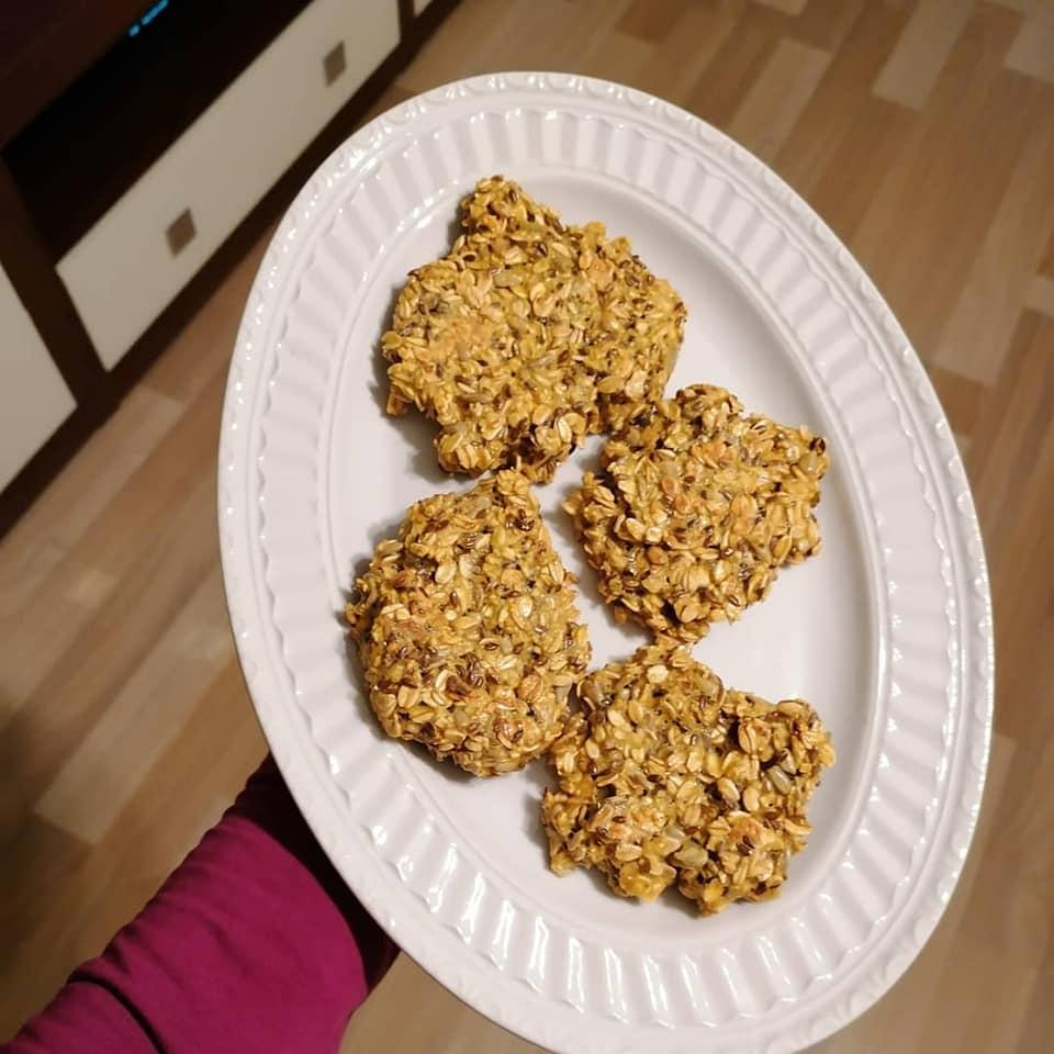 Desert sănătos - Biscuiți ultra-rapizi