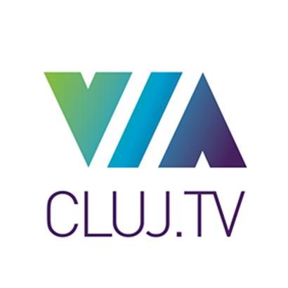 Logo-ul televiziunii Via Cluj TV